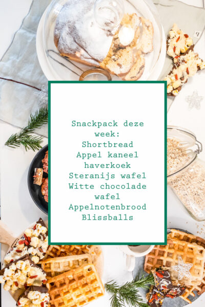 Snackpack week 51