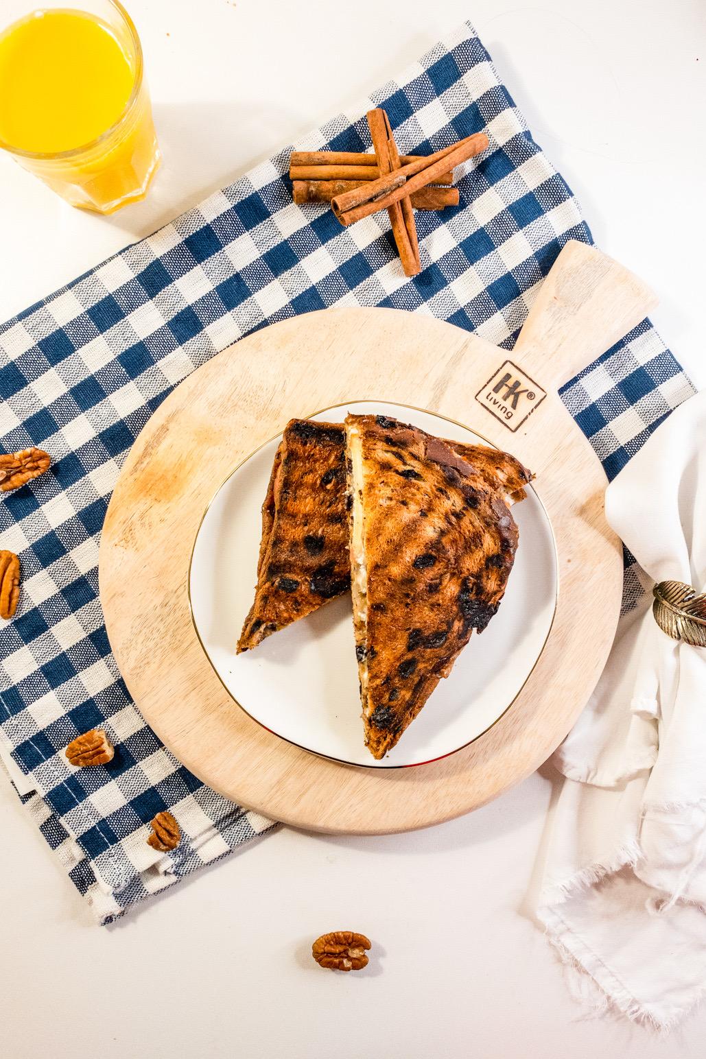 Appelflap tosti